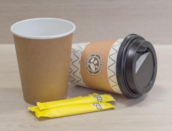 Бумажные стаканчики – Краснодар – Заказать одноразовые